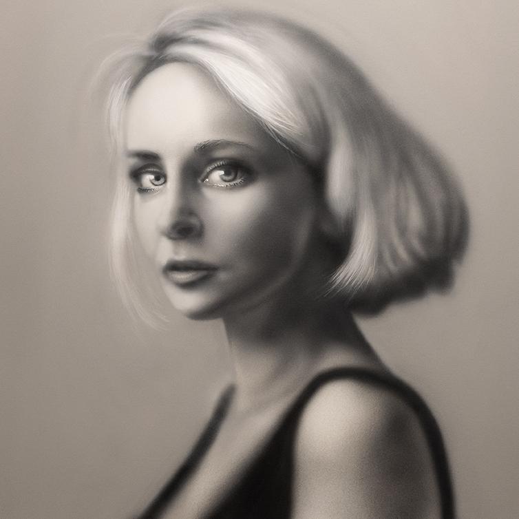 Magdalena Korpas by Roger Thomasson